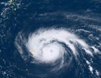 Lingling & Faxai : l'activité cyclonique également active dans le Pacifique